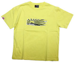 Jagged edge yellow (8 pack)